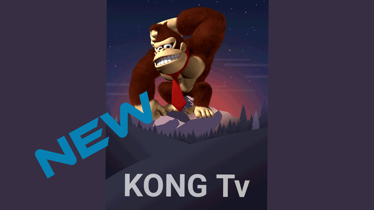 Kong Tv Apk [Latest] Android 1