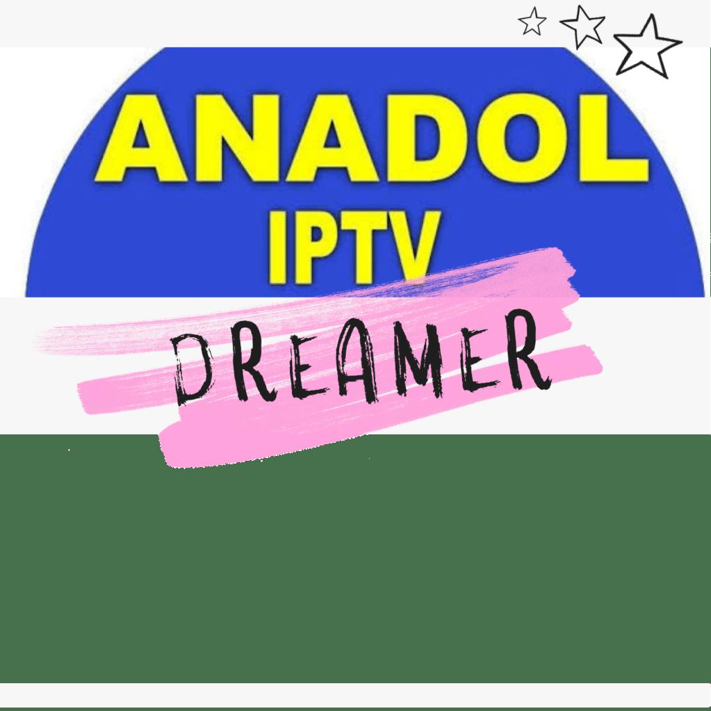 Anadol IPTV + Full activation IPTV October 1