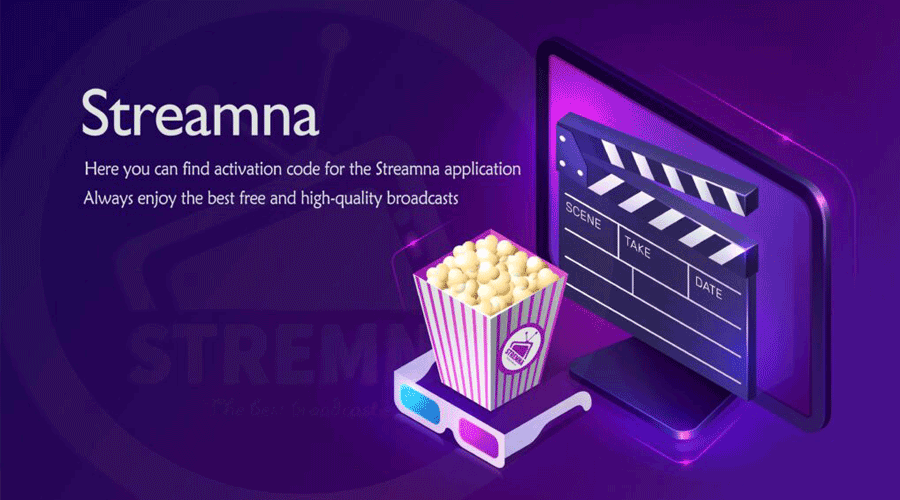 Streamna IPTV APK & Activation Code 2