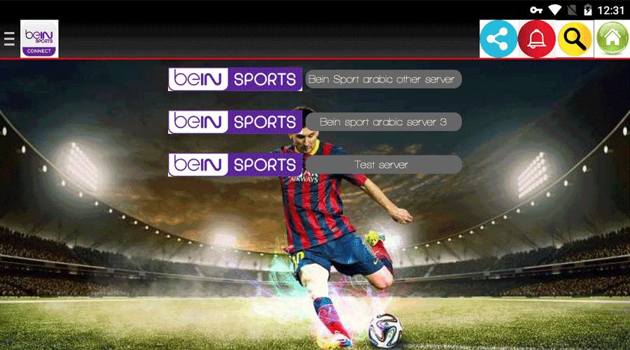 Bein Sports Connect TV New IPTV APK 1