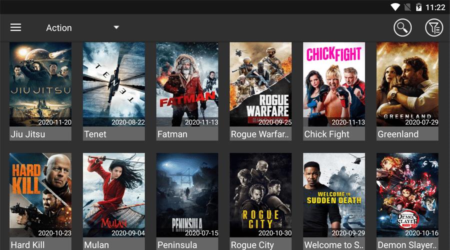 Media Lounge V3 IPTV APK – Movies – Live TV …. 1