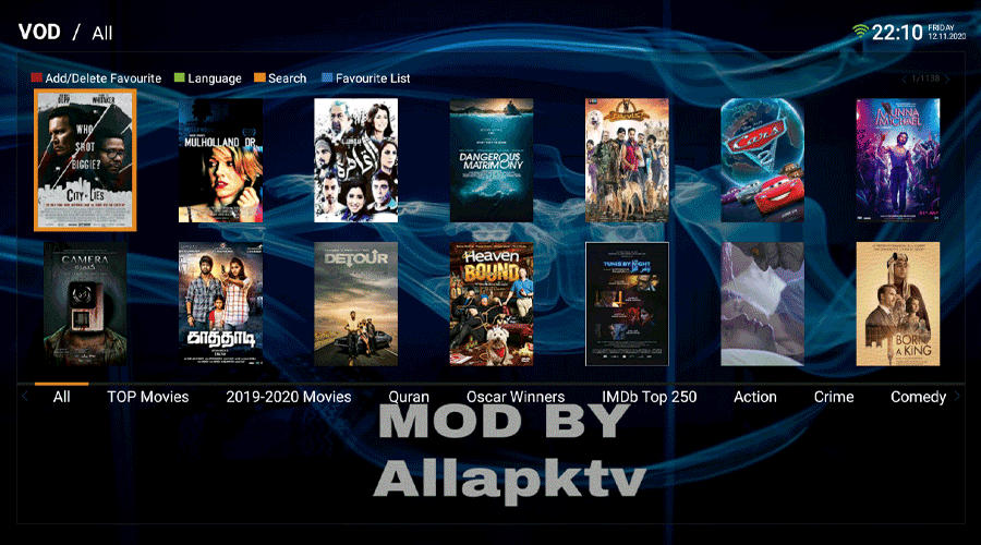 Urlta TV Apk New IPTV APK 1